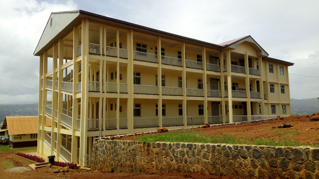Baptist Training School For Health Personnel​