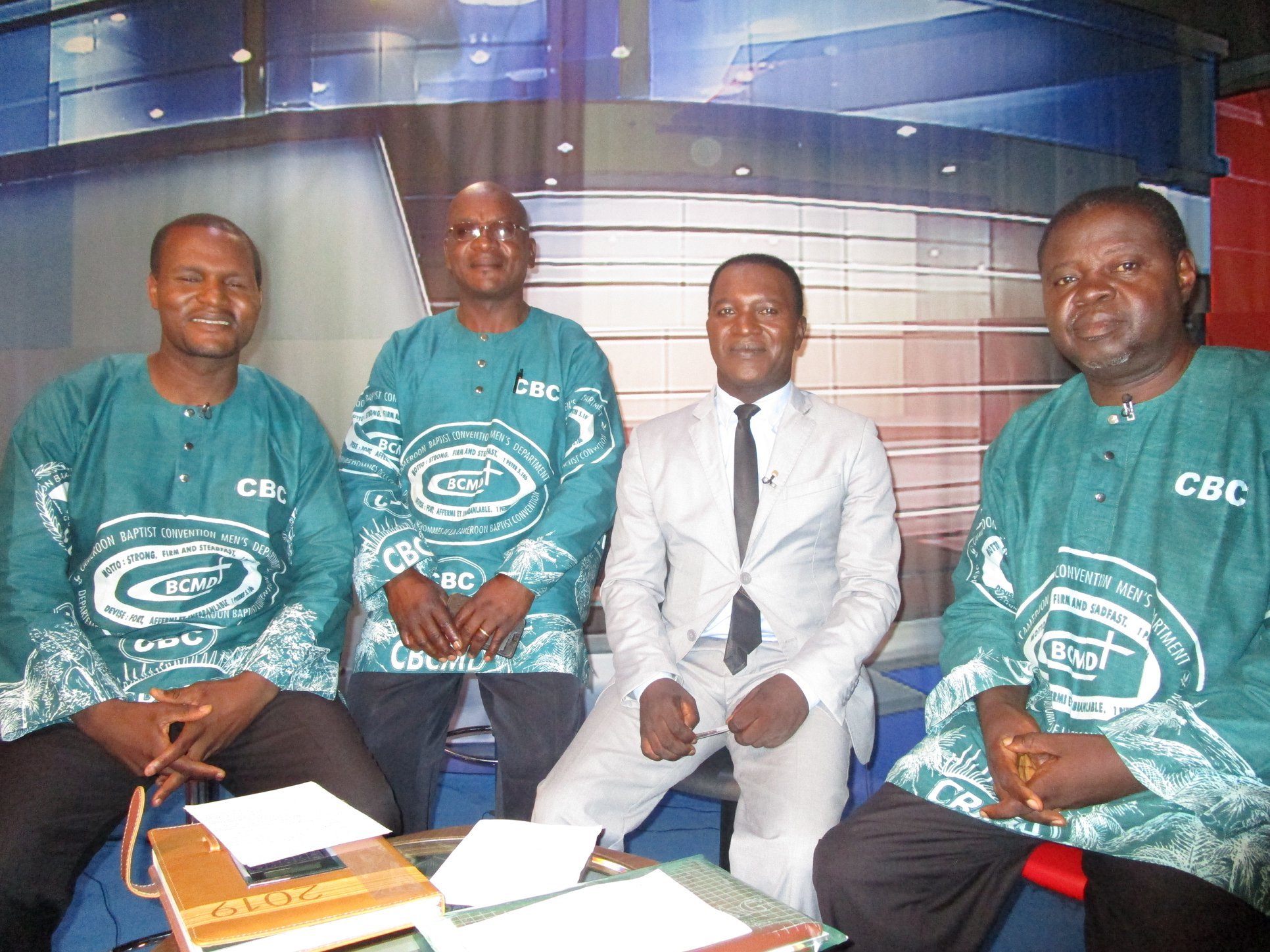 The Cameroon Baptist Convention Men's Department makes future plans amid COVID-19