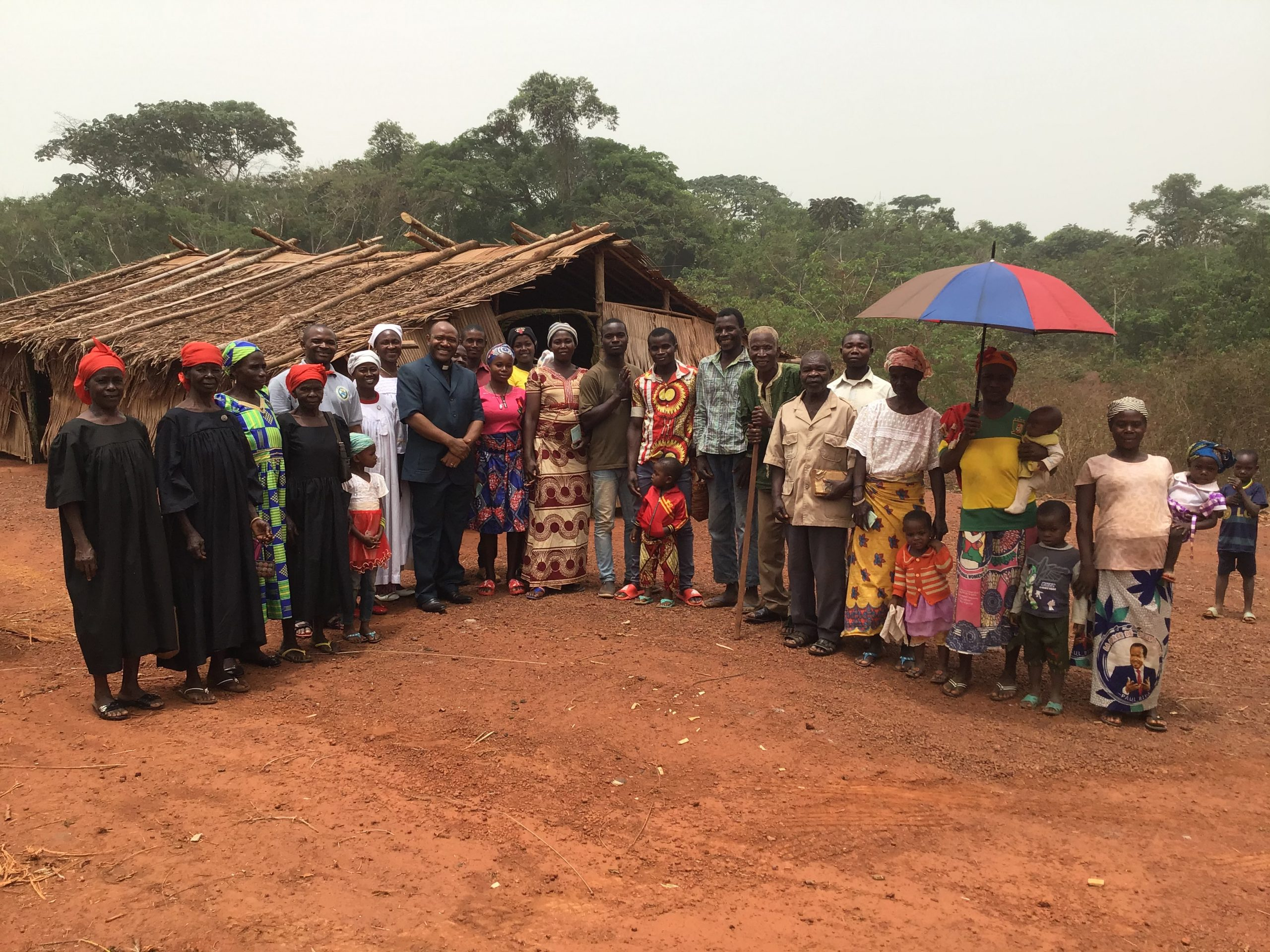 Ministry Among The Baka People Of Cameroon