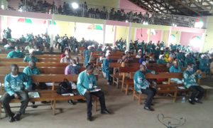 Muea Association braves all odds to hold Bible Conference