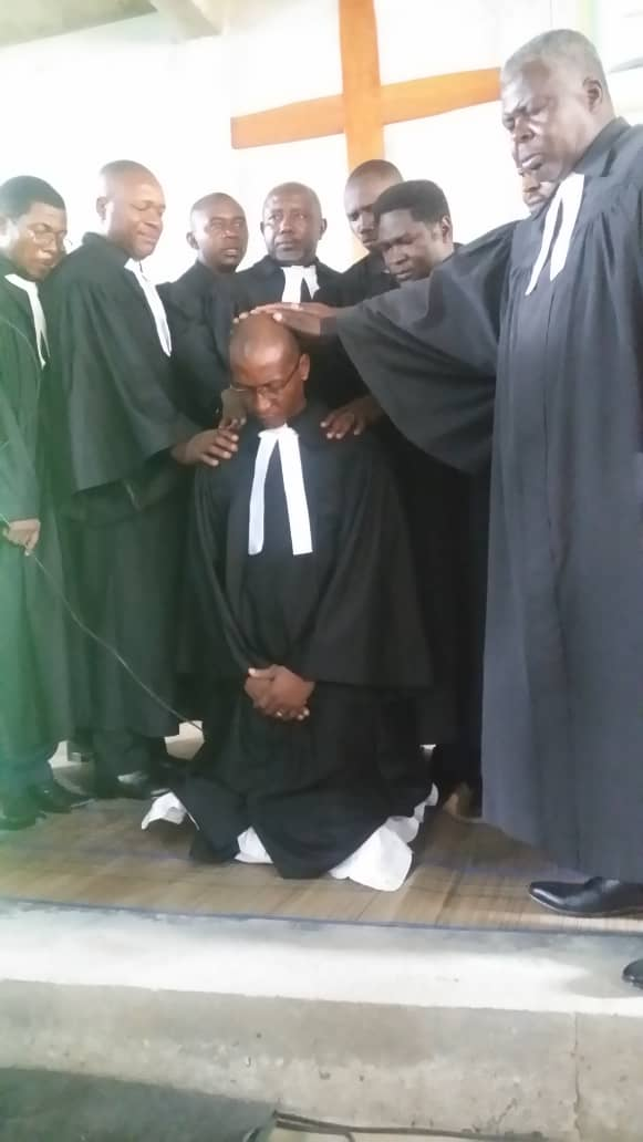 Douala Field enriched with one more ordained Minister