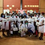 CECPES GRADUATES 7th and 14th BATCHES of CPE and SOCIAL WORKS STUDENTS