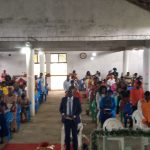 "Favour CBC Church Buea benefits from Soppo Association ""Church Help Church"" Program"