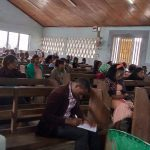 Soppo Field Christians Pray for Spiritual Growth