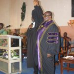 Rev. Dr. Nditemeh Charlemagne Inducted New CBC Executive President