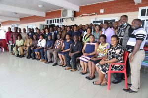 Regional Training Centre (RTC) Prioritizes Universal Health Coverage