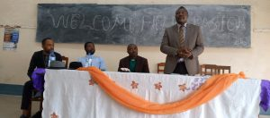 Soppo Field Pastor Embarks on 2day Visit to CBC Schools