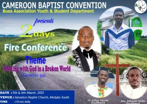 Buea Association Presents 2021 Fire Conference