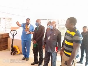Health Service Complex Dibanda Workers Praised For Selfless Services