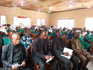 Soppo Field Pastor and Team Visit Muyuka Association Council of Churches