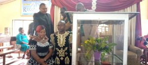 Pastor Nsah David Inducted as Shepherd of Paradise Baptist Mission Station