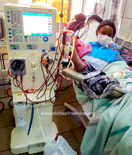 Braving the odds of living with Kidney Failure in Cameroon – The Story of Brenda