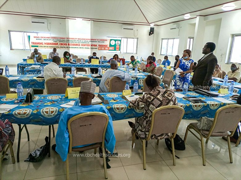 CBC Health Services trains Research Assistants to assess capacities of Inclusive Education Stakeholders in Northwest Region