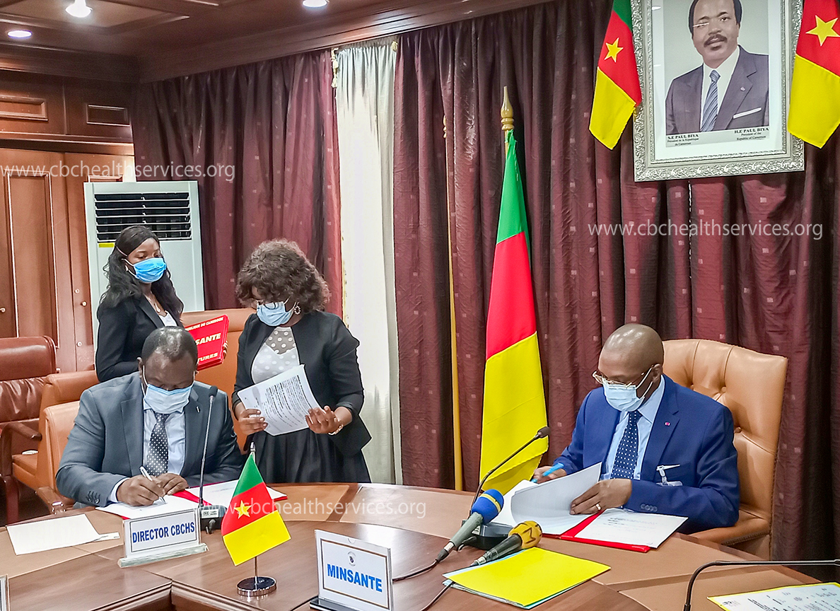 CBC HEALTH SERVICES PARTNER WITH THE MINISTRY OF PUBLIC HEALTH TO FOSTER AN EFFECTIVE MANAGEMENT OF CLUBFOOT IN CAMEROON