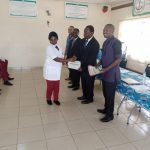 CBC Health Services receives Ten Newly Trained Physiotherapy Assistants
