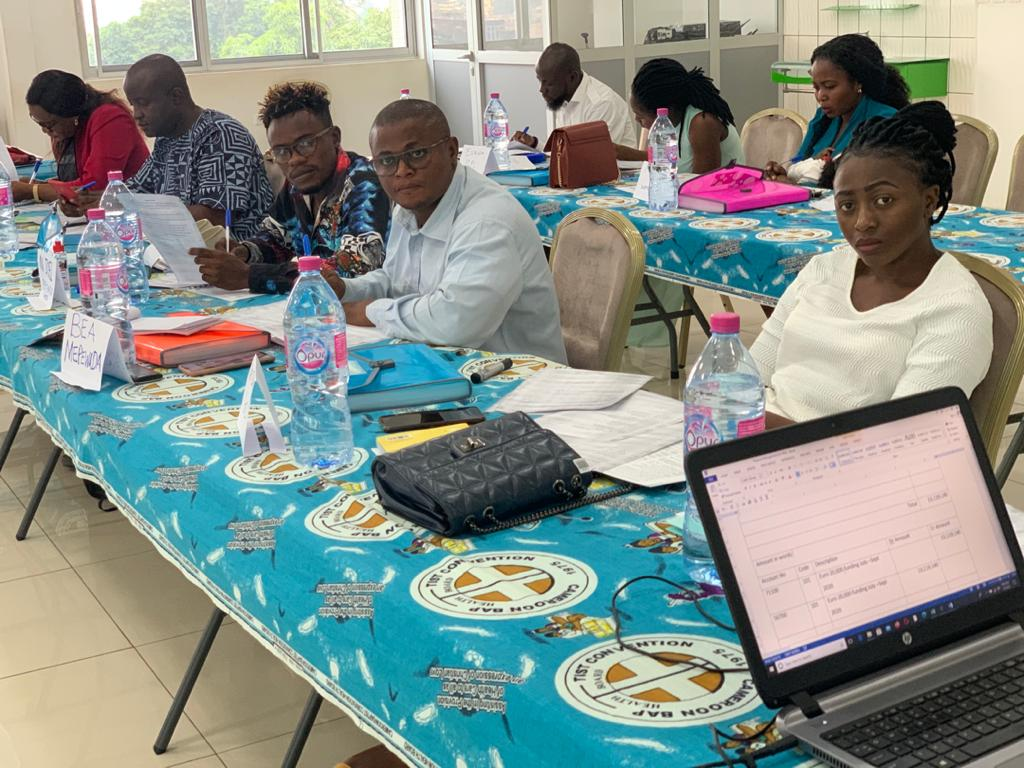 Civil Society Organizations capacitated on Financial Management by the CBC Health Services