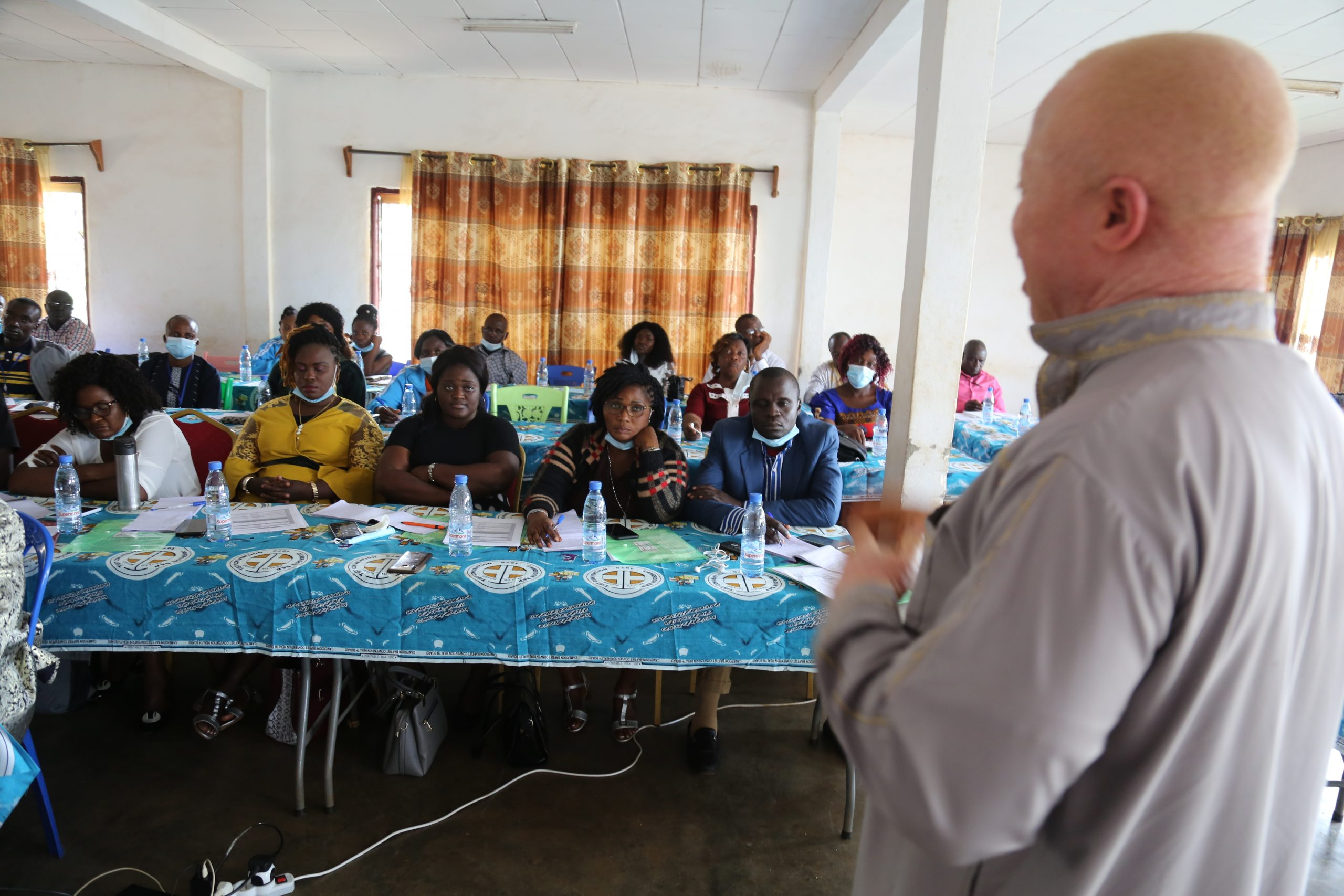 Disability Inclusive Child Protection Project trains CBCHS Focal Persons