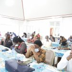 First Ever Retreat for Joined CBC Health Services Leaders Holds