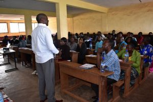 CBC BUILDS CAPACITY OF NEWLY RECRUITED STAFF